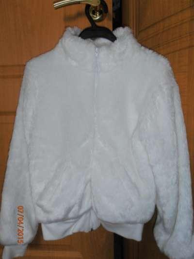 куртка искусст. мех 42-44разм