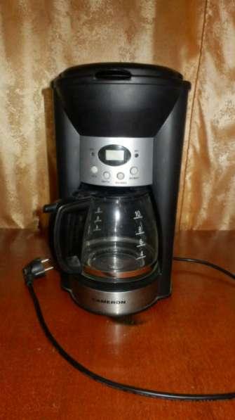 кофеварка Cameron CM-6850 T