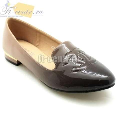 Превосходные туфельки-балетки