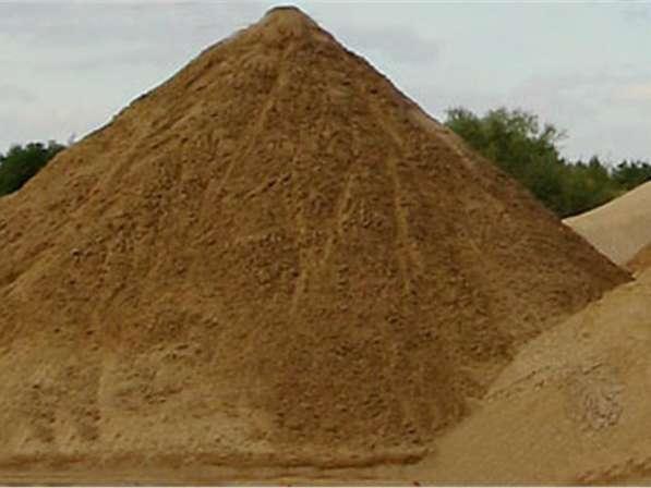 Грунт песок щебень