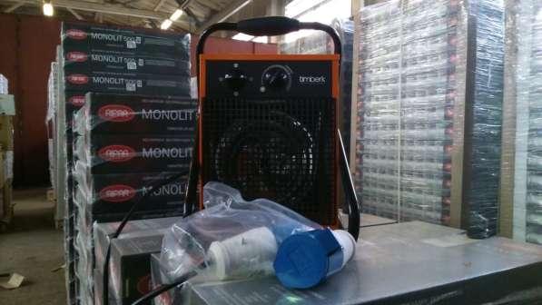 Тепловые пушкиTimberk TIH Q2 5M