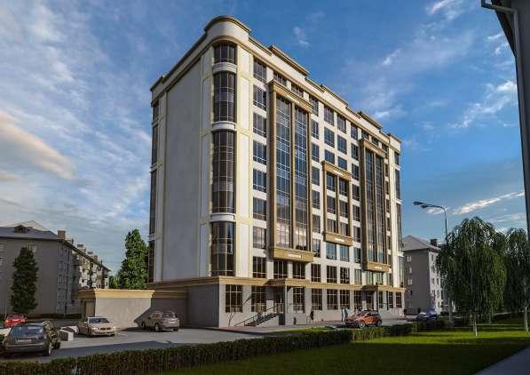 Продам квартиру в Новостройке по ул. Дарвина