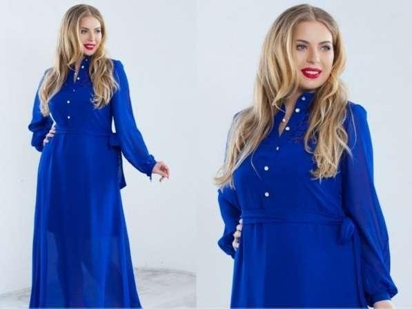Женское платье Minova синее