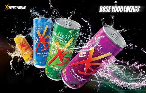 Тонизирующий напиток XS™ Power Drink
