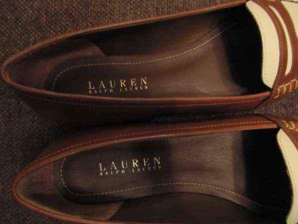 Туфли кожаные Ralph Lauren Vintage (Бразилия) в Москве фото 8