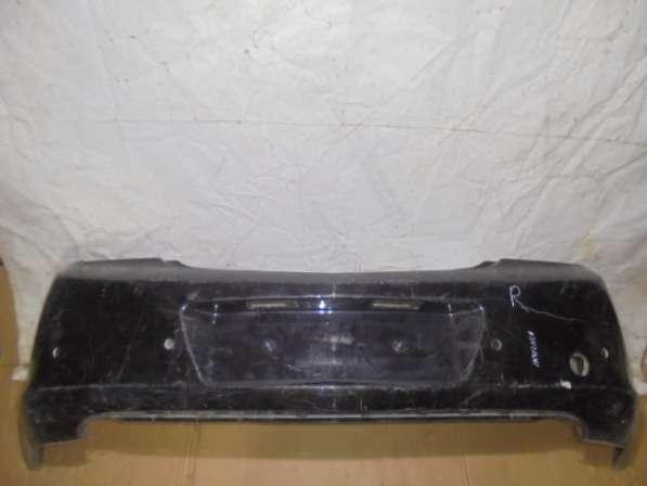 Задний бампер на Opel Insignia