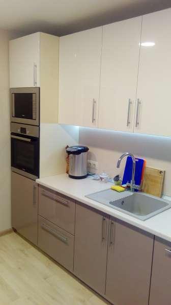 Индивидуальный кухонный гарнитур в Новосибирске фото 3