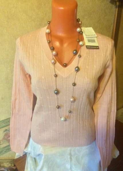 Новый шерстяной свитер 44-46(М)