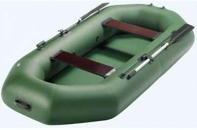Надувная Лодка пвх Дорада 270