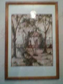 Картина, акварель