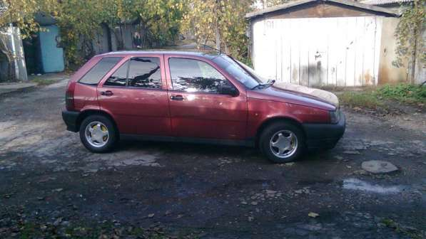 Автомобиль Fiat TIPO