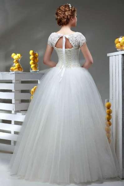 Новое свадебное платье в Москве фото 5