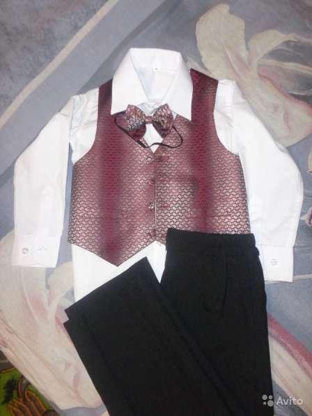 Праздничный костюм на 4-5 лет