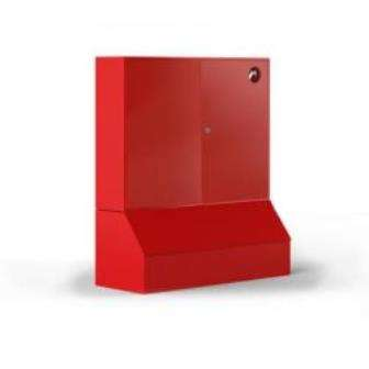 Стенд без окна с ящиком 0,3 м. куб