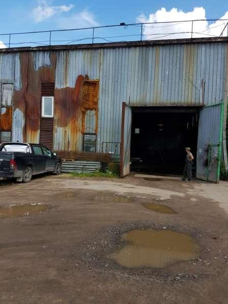 Сдам производство-склад 900 кв.м. в Красном Селе