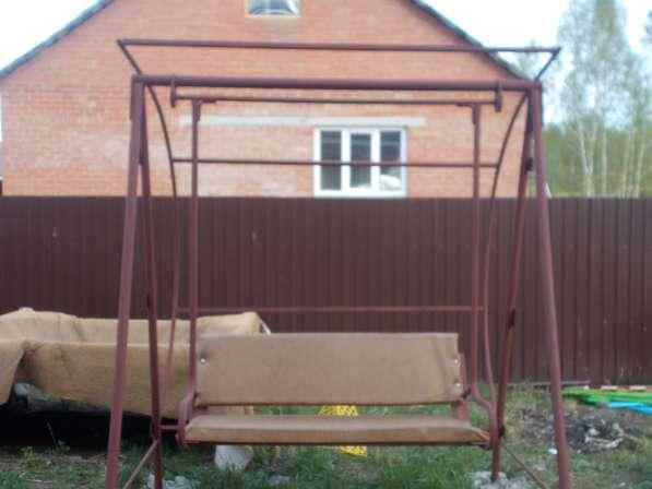 Качели садовые и детские площадки в Челябинске фото 15