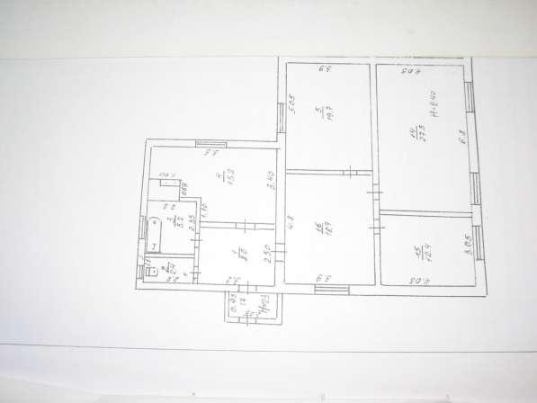 Продам дом кирпичный 4 комнаты