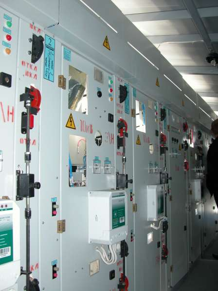 Блочно-модульные подстанции 2КТПНУ, мощностью до 2500 кВА в Москве