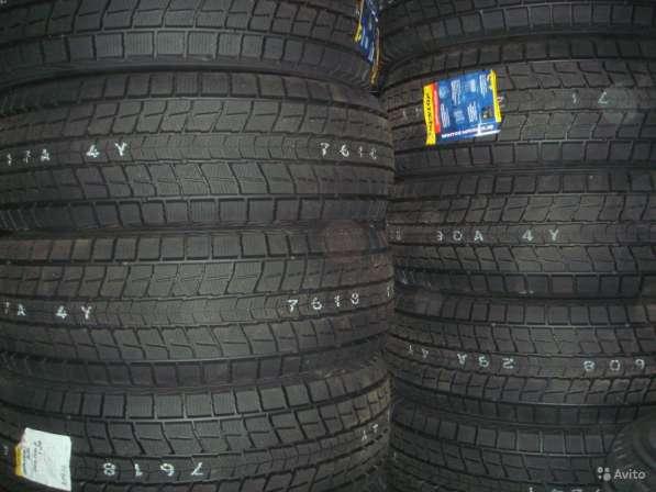 Новые японские Dunlop 215/65 R16 Winter Maxx SJ8