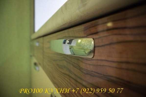 Кухонные гарнитуры по Вашим размерам в Кирово-Чепецке фото 7