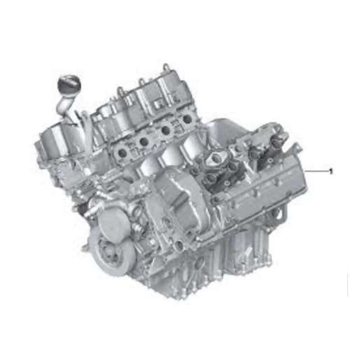 BMW Силовой агрегат S63B44A