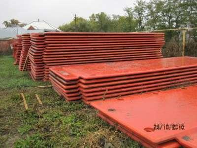 Дорожные плиты 6-2м(нагрузка-до 80 тонн)