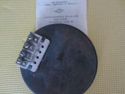 электроконфорку ЭКЧ-145-1, 0 в Калининграде