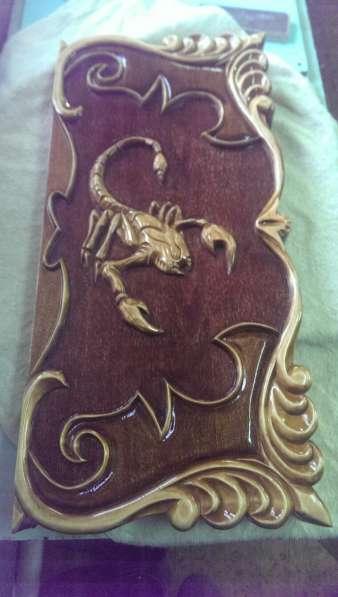 Рубленые изделия, сувениры, художественная ковка в Москве фото 4