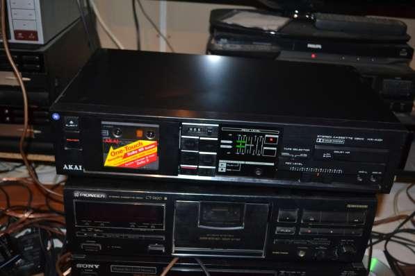 Pioneer CT-S420 deck