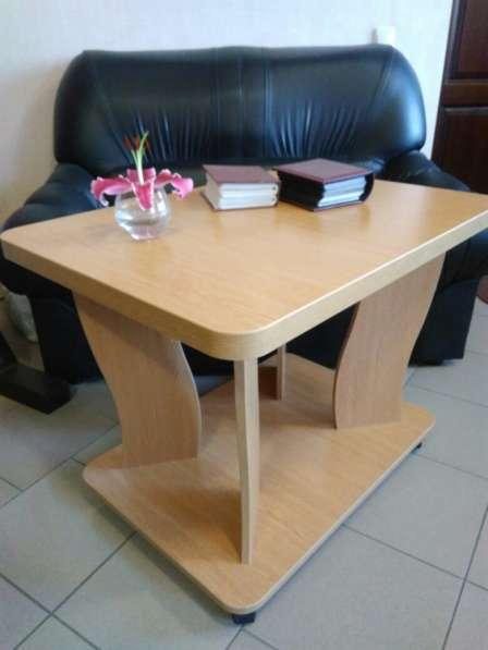 Журнальный столик ламинированный