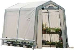 Теплица-в-Коробке 1,8x2,4x2м ShelterLogic, светорассеивающий