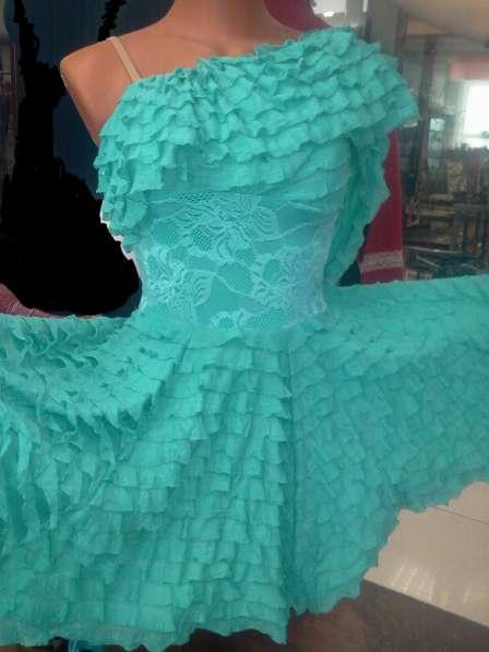 Продаю платье Латина Ю-1 новое
