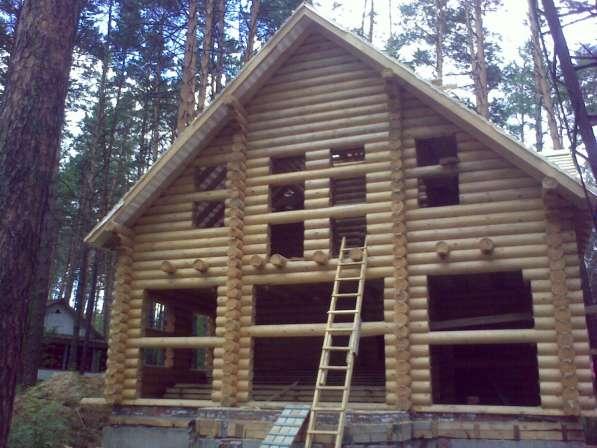 Бригада плотников в Новосибирске фото 13