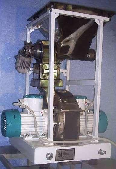ИКМ-1925 измельчит Шелуху риса гречаны отруби амарант в 30 м