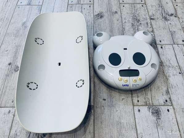 Электронные детские весы laica BF20510. Ростомер