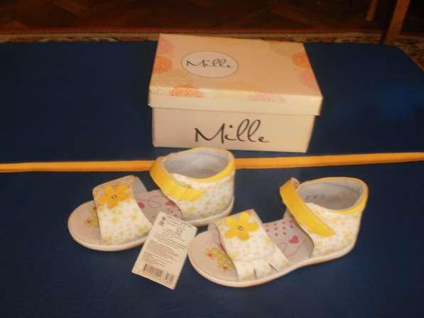 Новые анатомические сандалии для девочки 32 размера в Санкт-Петербурге фото 3