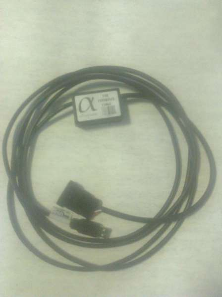 Кабель USB для настройки ГБО Альфатроник