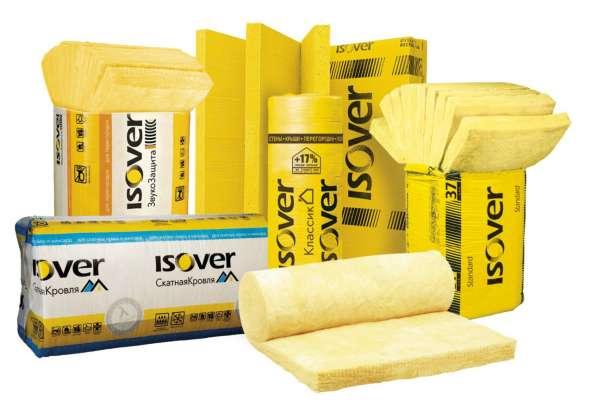Утеплитель Изовер(Isover)