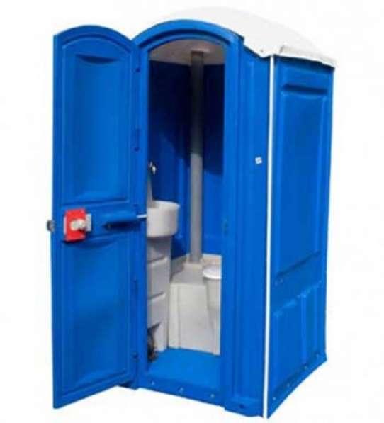 Аренда туалета для дачи с обслуживанием