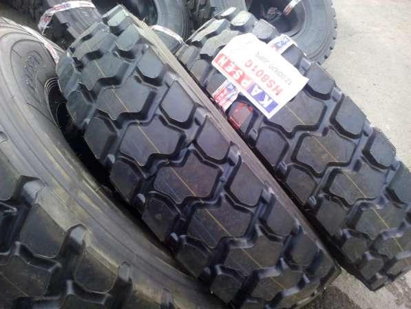 Шины для грузовых автомобилей 12.00R20 HS 801Q в наличии Ирк