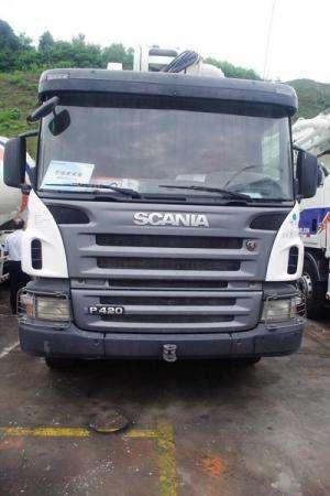 Автобетононасос ZOOMLION 56X-6RZ на шасси Scania