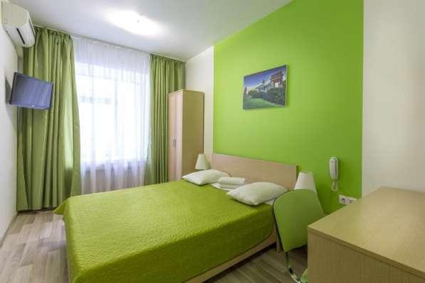 Бронирование гостиницы для комфортной ночевки