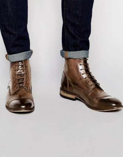 Великолепные кожаные ботинки 47 размера Английская компания