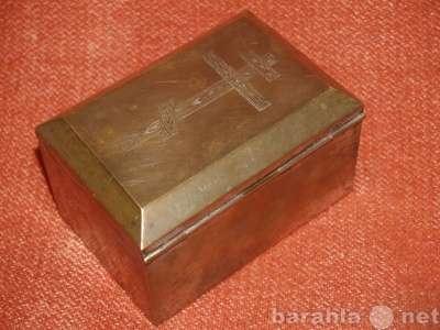 Церковный реликварий, ящик для Мира.