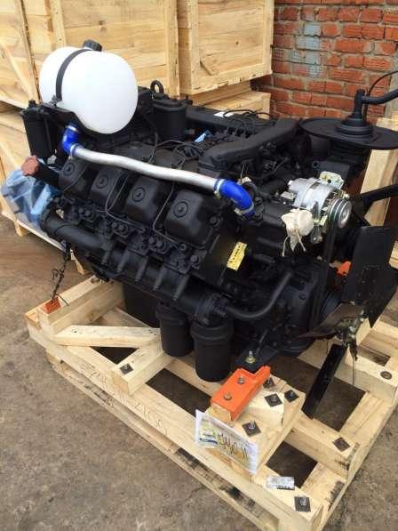 Двигатель Камаз 740.10 евро 0