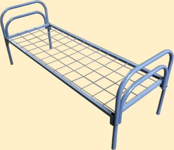 Металлические кровати для лагерей, рабочих, хостелов в Санкт-Петербурге фото 9