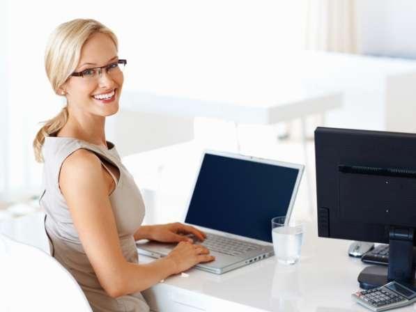 Надомная работа для женщин через интернет