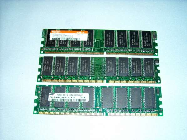 DDR PC-3200 256 MB