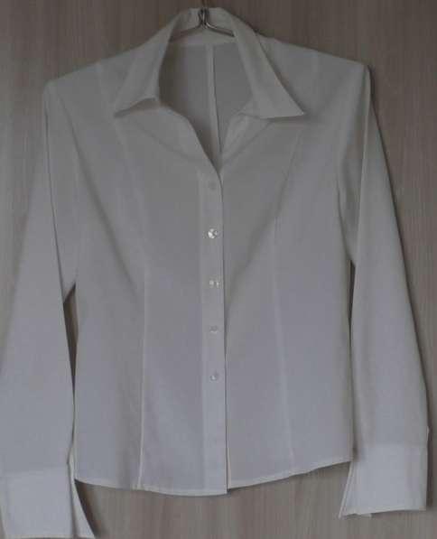 Рубашка белая (молочная), р-44(46)