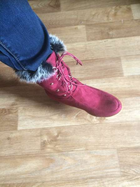 Ботинки женские новые размер 38